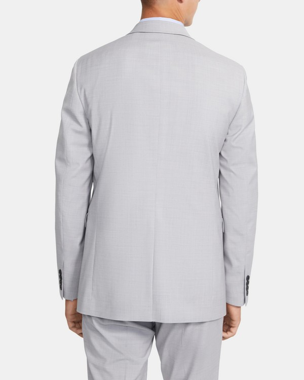 Structured Jacket in Sartorial Stretch Wool