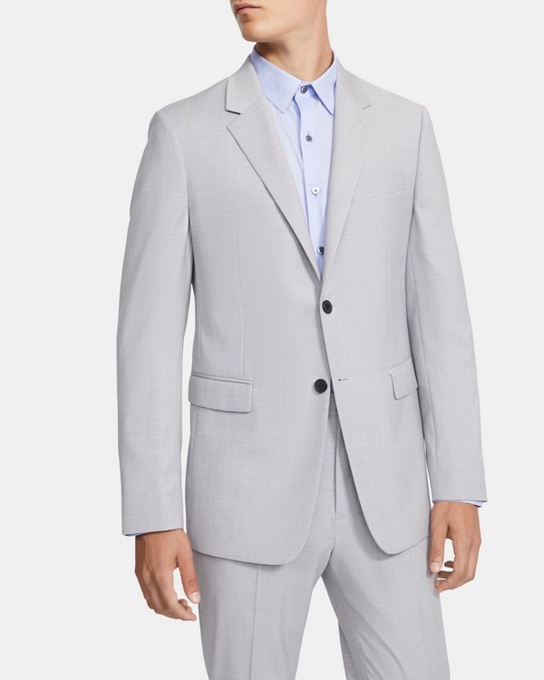 Theory Structured Jacket in Sartorial Stretch Wool