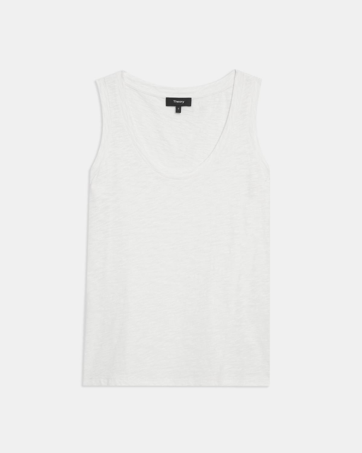 Easy Tank Top in Organic Cotton
