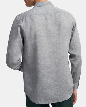 Irving Shirt in Summer Linen
