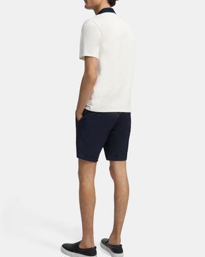 Tech Polo Shirt in Function Piqué