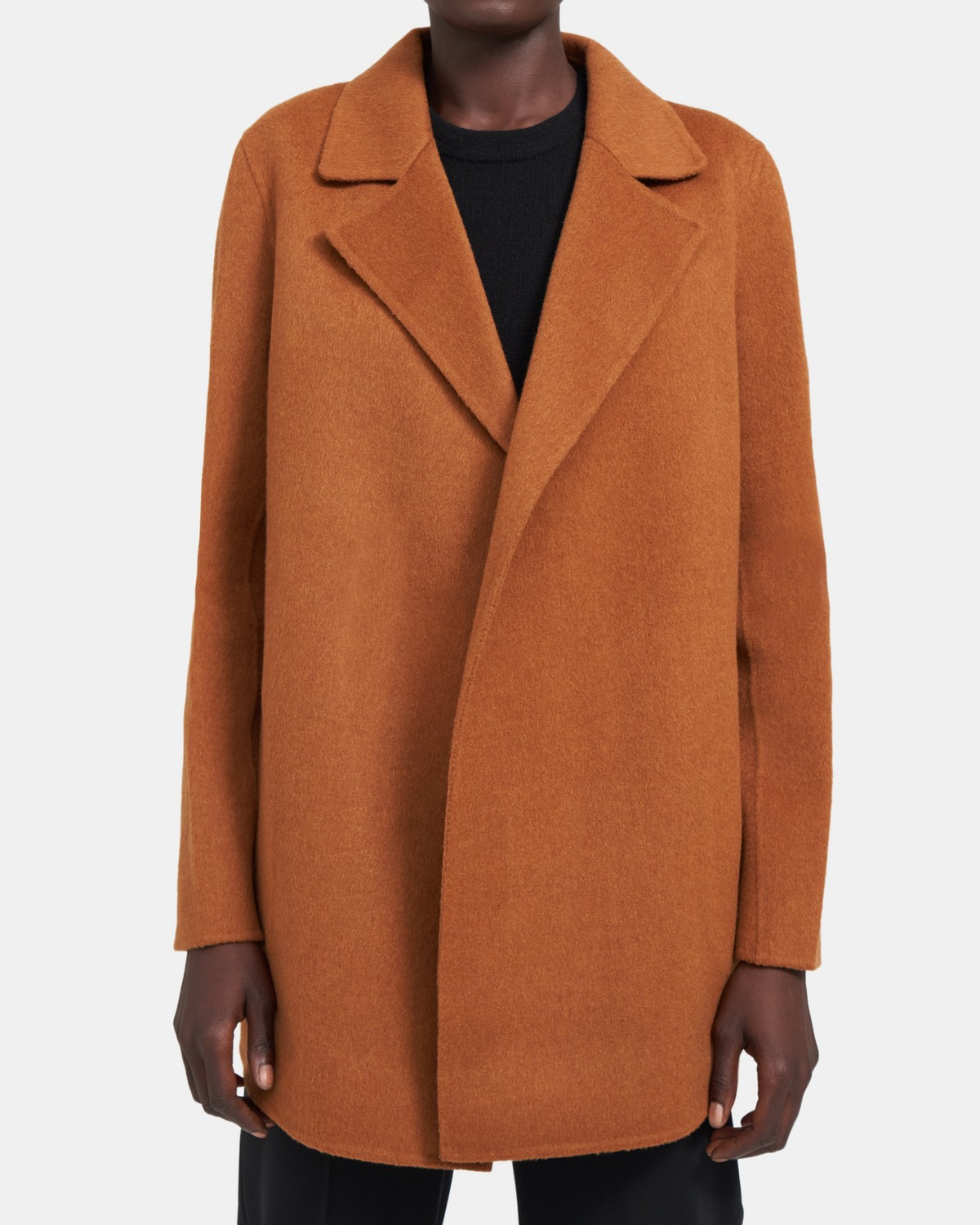 Sileena Jacket in Double-Face Wool-Cashmere