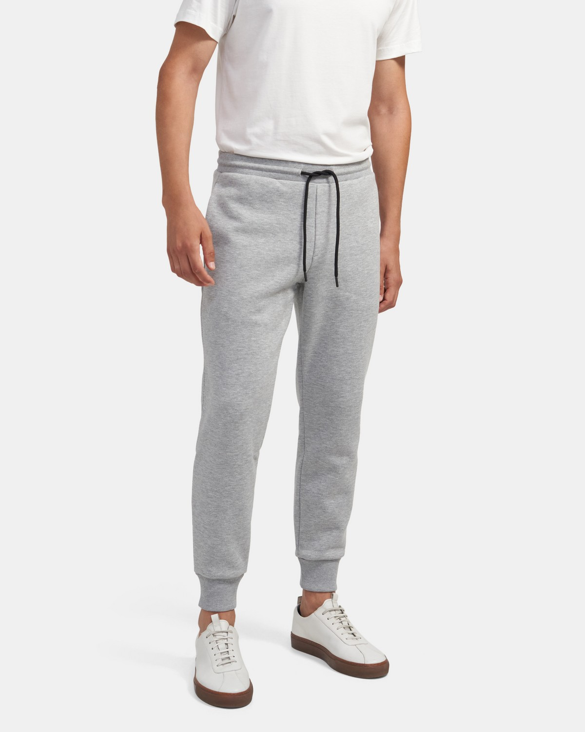 Essential Sweatpants in Cotton Fleece
