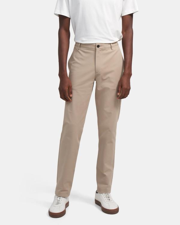 띠어리 맨 제인 스트레치 코튼 바지 (클래식 핏) Theory Classic-Fit Pant In Stretch Cotton,BEIGE STONE