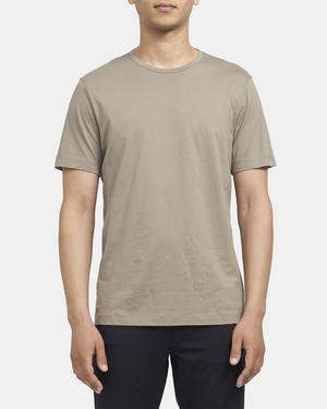 Relaxed Tee in Organic Luxe Cotton Jersey