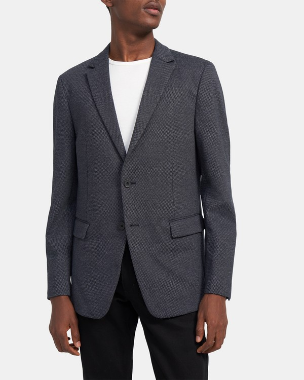 Unstructured in Mouline Jacket