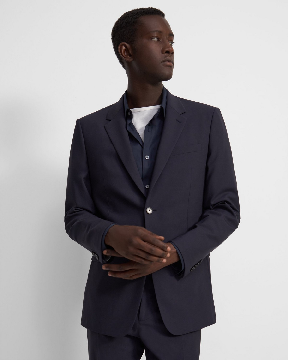 Chambers Blazer in Good Wool