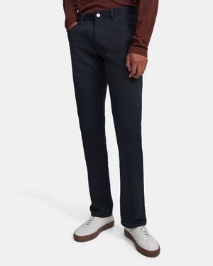 Raffi 5-Pocket Pant in Stretch Cotton Twill