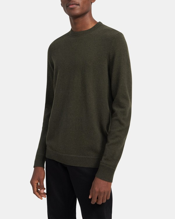 Crewneck Sweatshirt in Cashmere