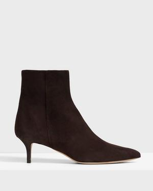 City 55 Bootie in Suede