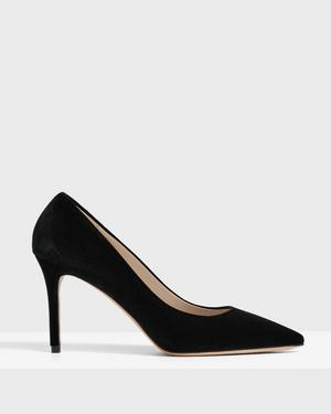 City 85 Pump in Velvet
