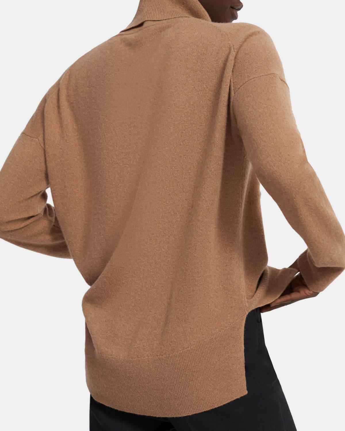 Karenia Turtleneck Sweater in Cashmere