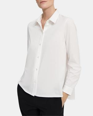 Trapeze Shirt in Cotton
