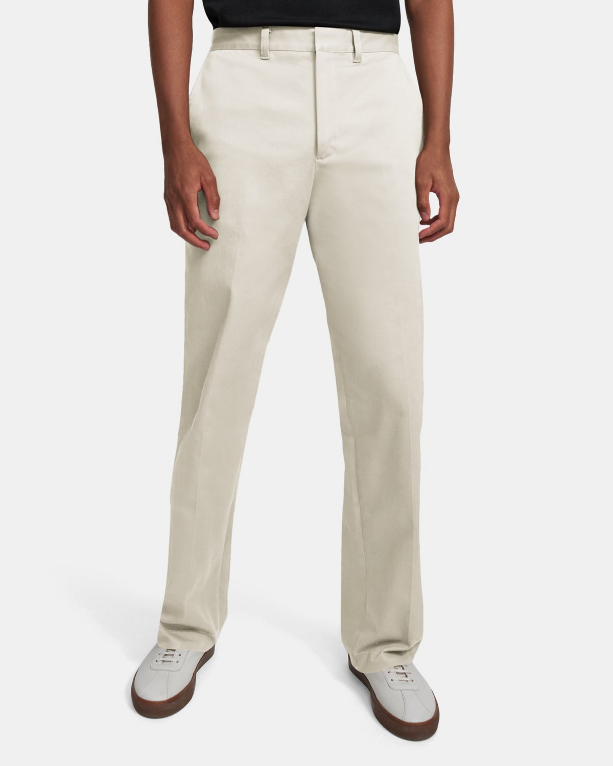 Norton Pant in Stretch Cotton Twill