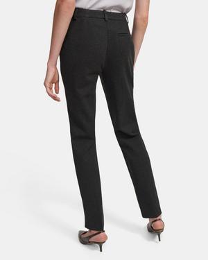Treeca Full Length Pant in Viscose Knit