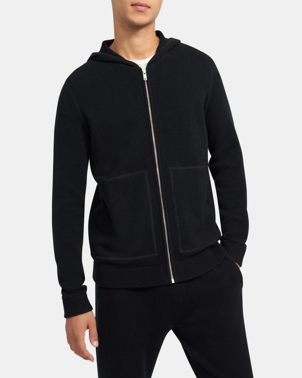 Alcos Hoodie in Wool-Cashmere