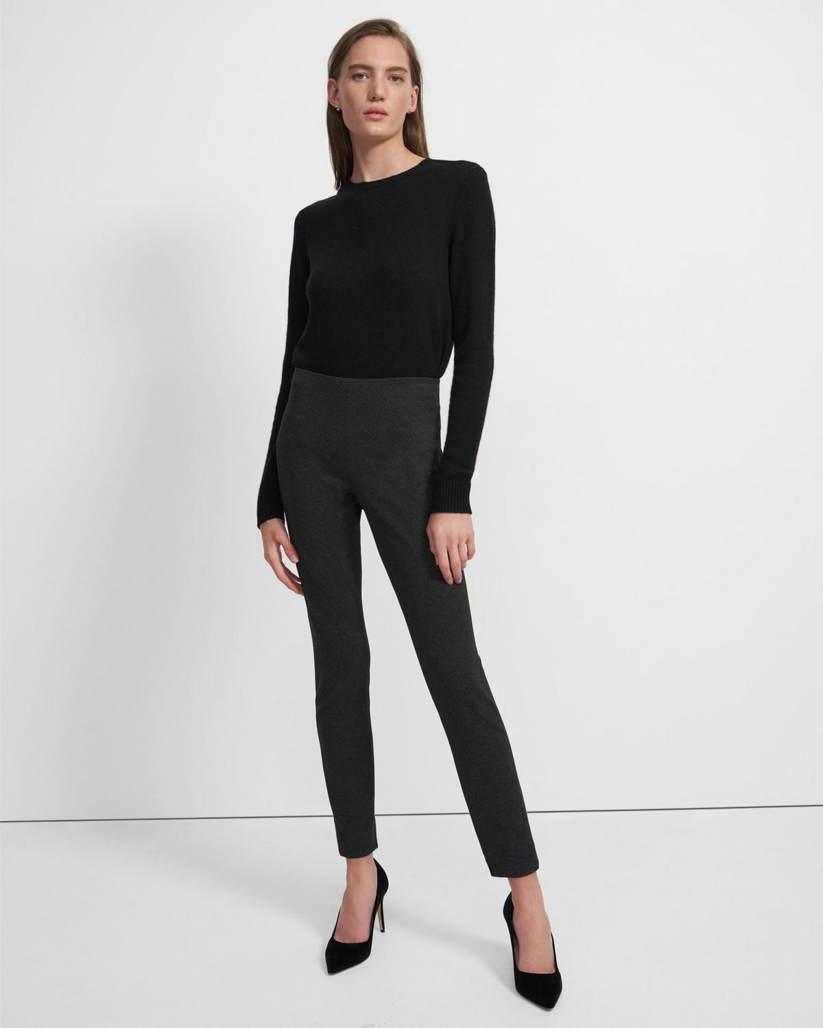 Skinny Legging in Viscose Knit