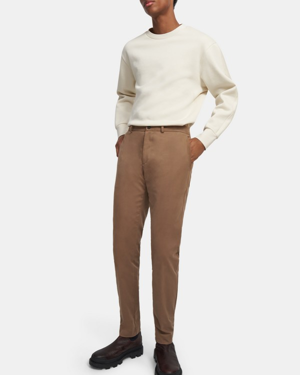 Zaine Pant in Brushed Cotton