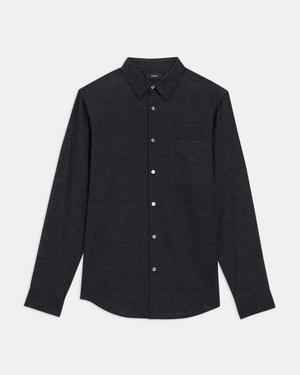 Irving Shirt in Maxson Cotton