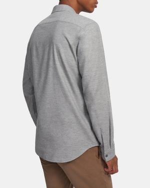 Irving Shirt in Maxson Cotton