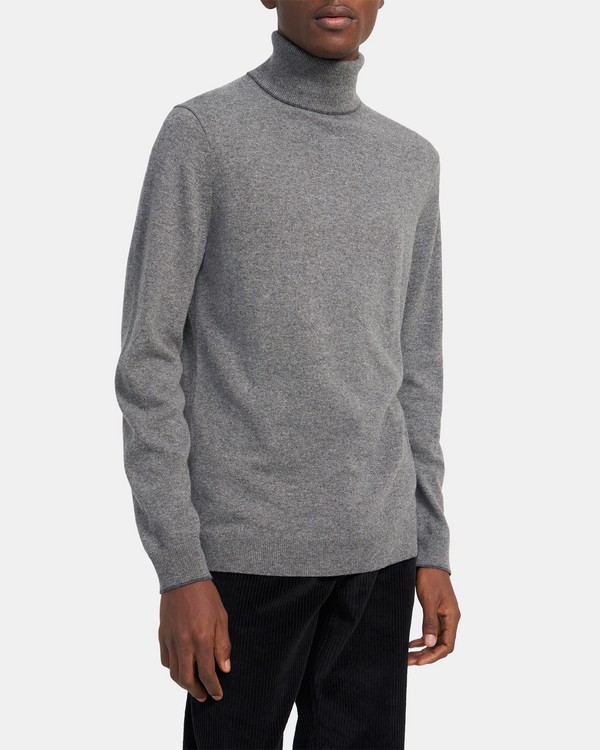Viass Turtleneck Sweater in Cashmere