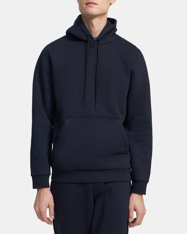Essential Hoodie in Cotton Fleece