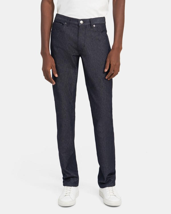 Classic-Fit Jean in Stretch Denim