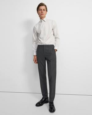 Mayer Pant in Checked Wool
