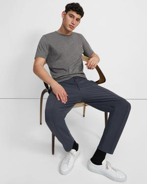 Curtis Drawstring Pant in Precision Ponte