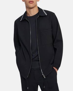 Norwalk Jacket in Precision Ponte