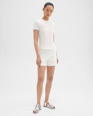 Mini Utility Short in Good Linen