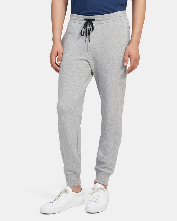 Essential Sweatpant in Cotton Terry