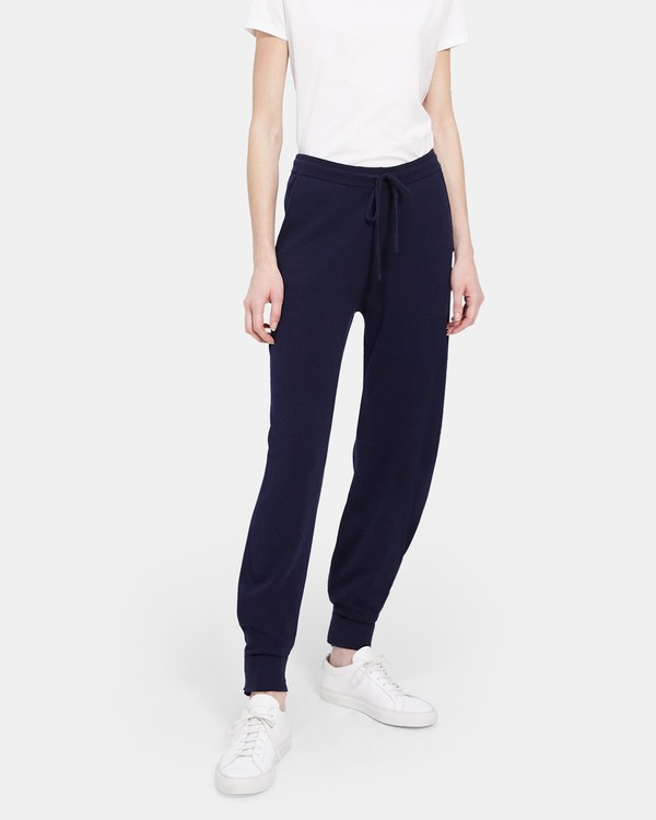 Genie Knit Pant in Cashmere