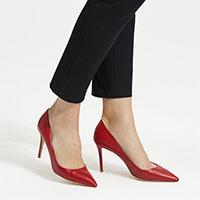 The Leather Pump