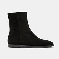 The Zip-Up Bootie