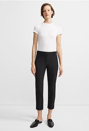a231e4fcca9 Women's Pants Cropped Fit