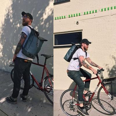 Tuck Pack Bike Work Travel School Bag Timbuk2