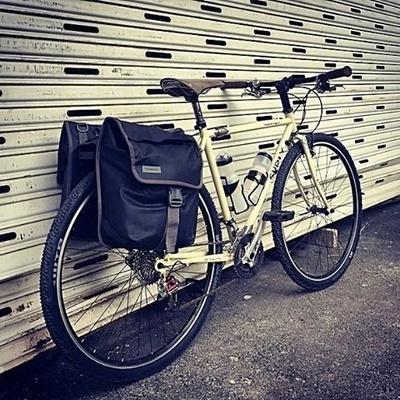 Portola Pannier Bike Day Bag Timbuk2