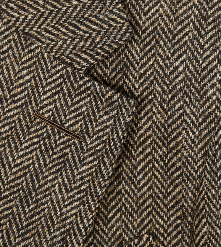 SHELTON NOTCH LAPEL LIGHT CONSTRUCTION JACKET C fullsize