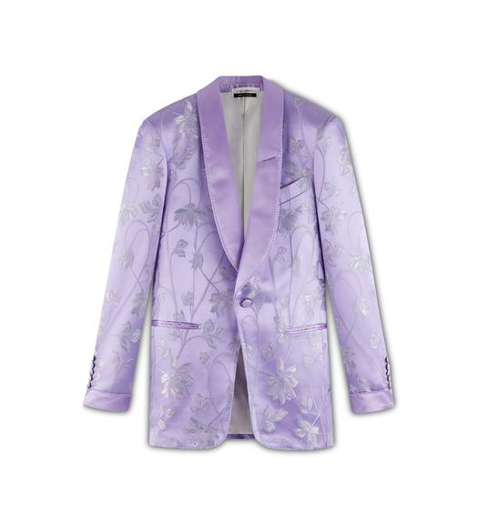 VISCOSE ATTICUS COCKTAIL JACKET