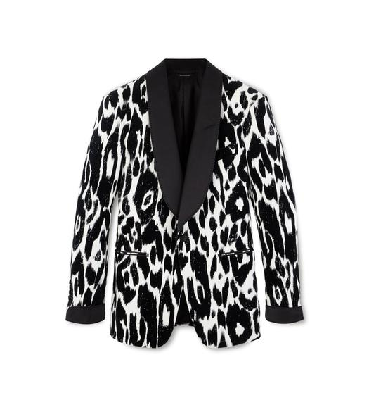 ANIMALIER SHELTON EVENING JACKET