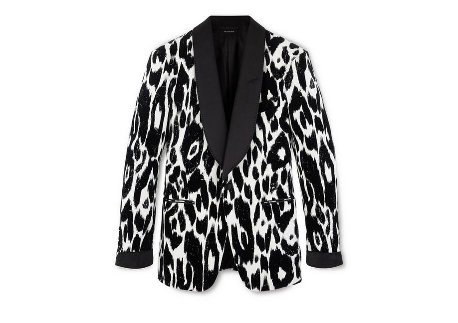 ANIMALIER SHELTON EVENING JACKET A fullsize
