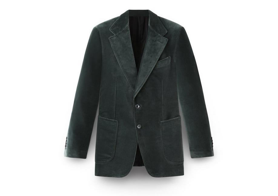 VELVET SHELTON NOTCH LAPEL SPORT JACKET A fullsize
