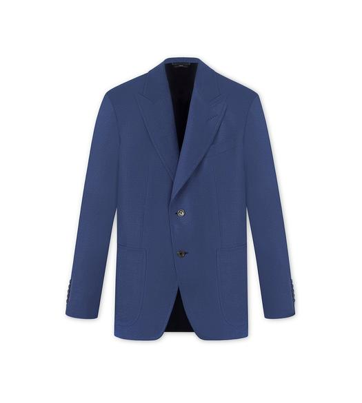 SPENCER PEAK LAPEL