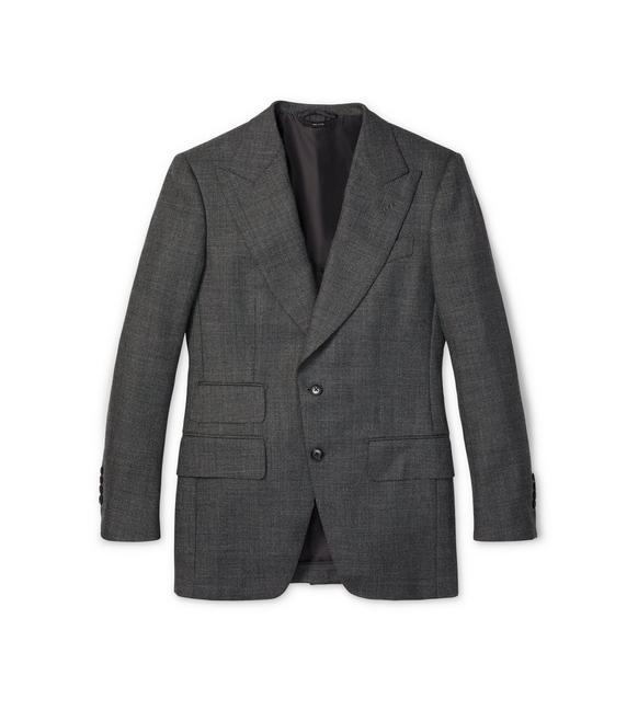 GRAND DRY SHARKSKIN ATTICUS JACKET A fullsize