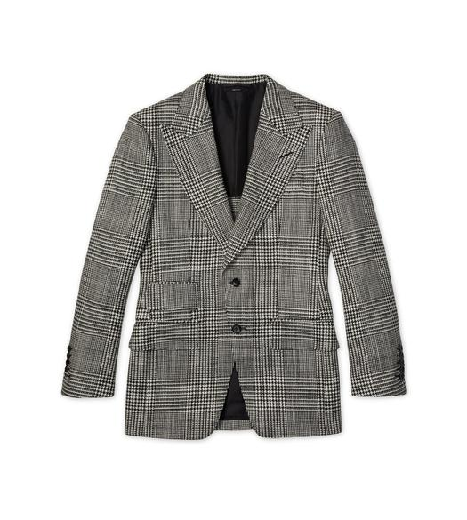 GRAND SPORTY PRINCE OF WALES ATTICUS JACKET