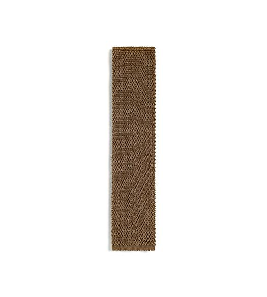 CLASSIC KNITTED TIE