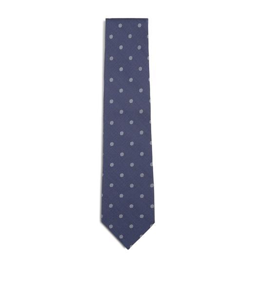 woven jacquard tie - Grey Tom Ford 7WkpciXN4W