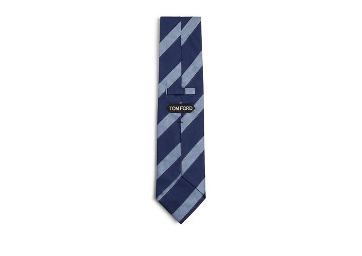 THICK STRIPED TIE B fullsize