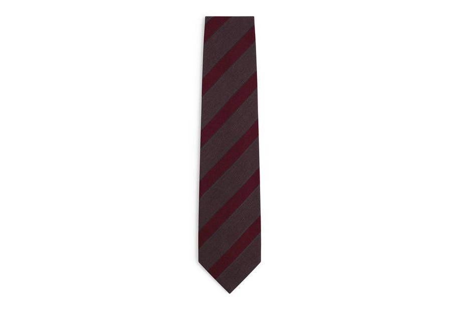 COLORBLOCK STRIPE TIE A fullsize